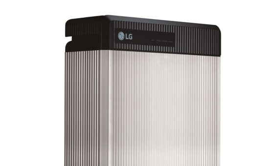 Viessmann: Batteria LG Chem RESU